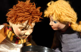 Theater Fingerhut - Kai und Gerda