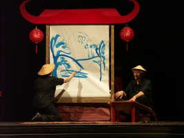 Theater Fingerhut - Die Nachtigall und der Kaiser