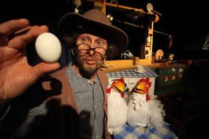 Theater Fingerhut - Pettersson und Findus