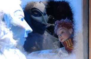 Theater Fingerhut - Schneekoenigin und Kai