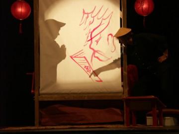 Die chinesische Nachtigall Theater Fingerhut