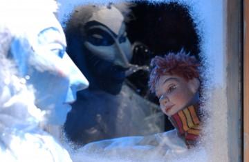 Schneekönigin und Kai